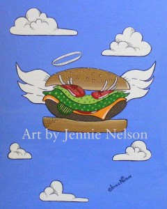 burger angel watermark
